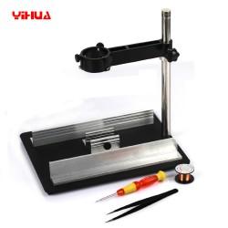 Yihua 628 , Sıcak hava tabancası braketi ve devre düzeltme aparatı
