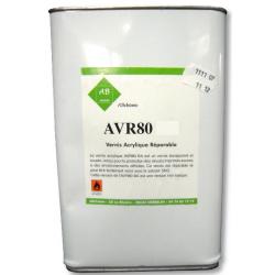ABchimie, Akrilik Konformal Kaplama , AVR 80