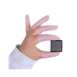 ESD C0513-M Antistatik parmaklık, Medium, Pembe, 1440 adet/paket