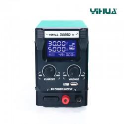 Yihua 3005D-IV, Güç Kaynağı