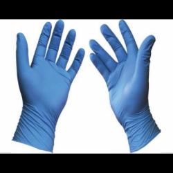 Nitril Eldiven,  10000 sınıfı, mavi